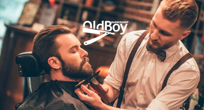 Oldboy barbershop news photo