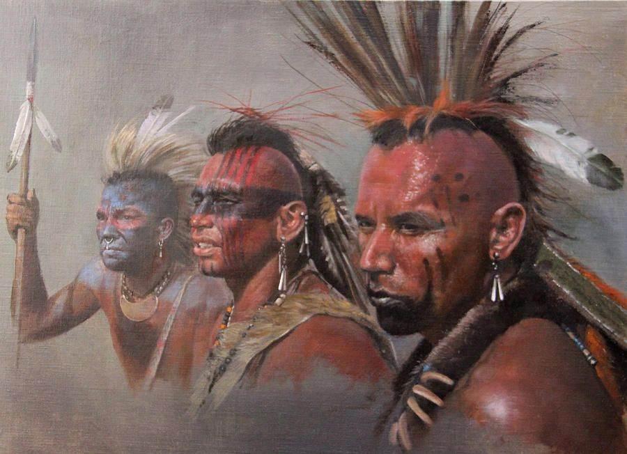 Воители Могавки