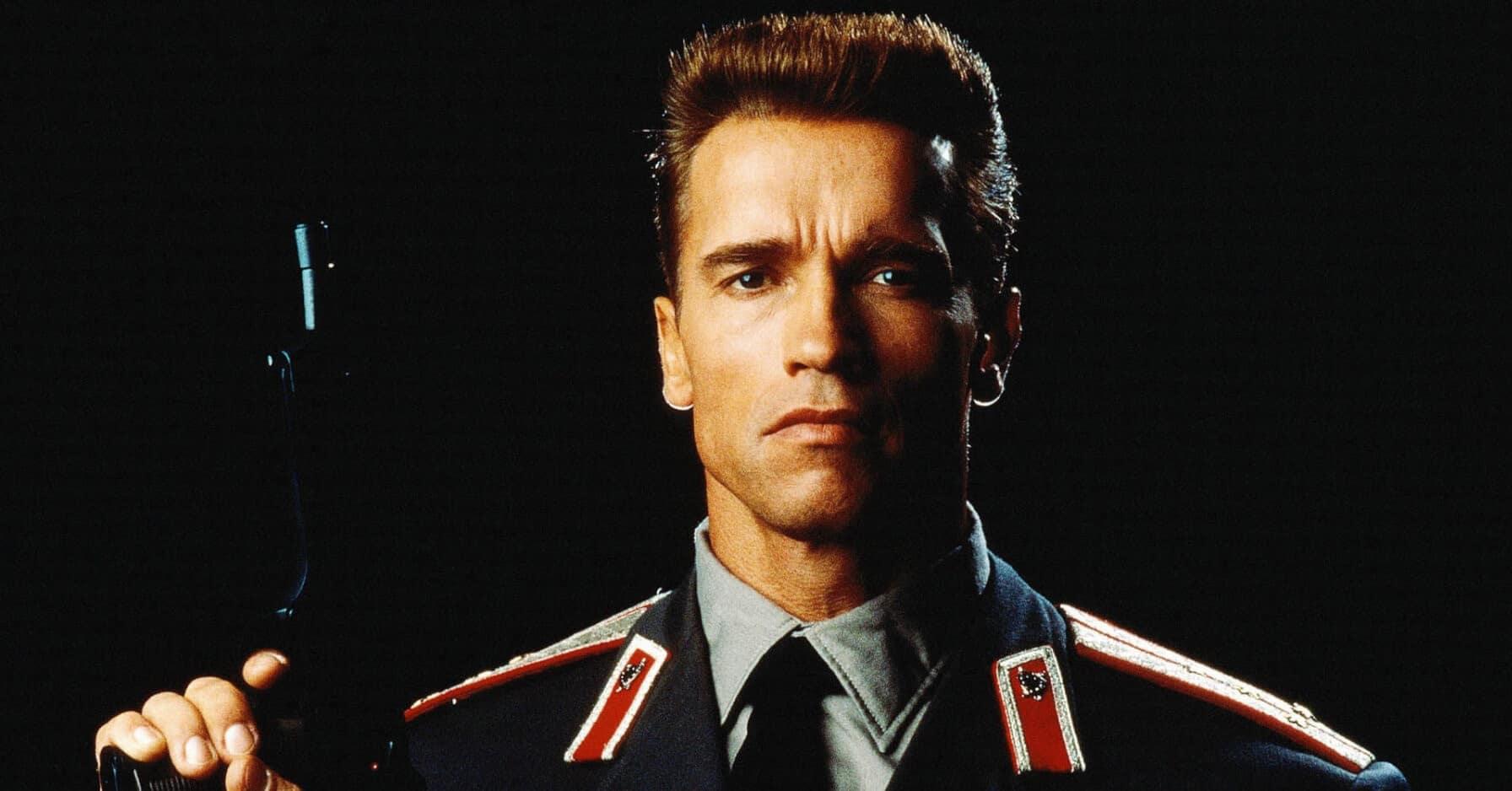 В Америке 90-х мужчины приходили к парикмахерам со словами: «мне причёску как у Терминатора!»