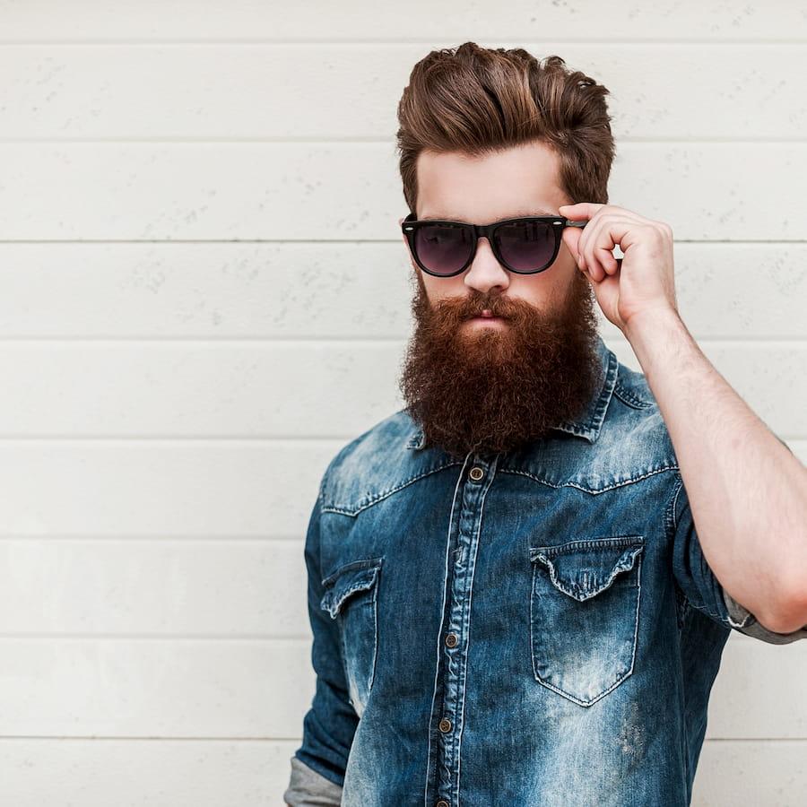 Гель для укладки с эффектом мокрых волос — лучшее средство для фиксации Помпадура