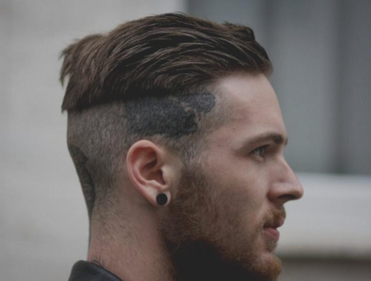Популярность Андерката обусловлена еще и тем, что отлично выглядит на любом типе волос
