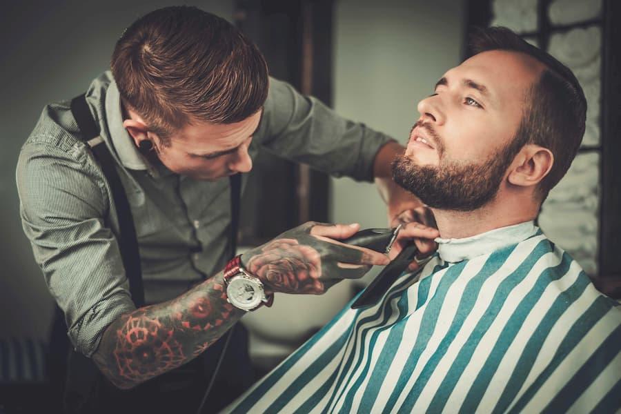 Помимо правильно подобранной формы бороды, вы окунётесь в прекрасную атмосферу барберных