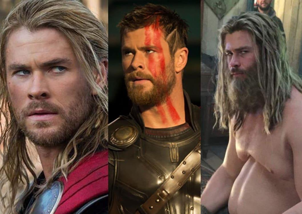Кому-то может понравиться сравнение с актером Крисом Хемсвортом в роли Тора. Первый образ допустим, второй выглядит аккуратнее. Главное, не стать как Тор из последней части «Мстителей»