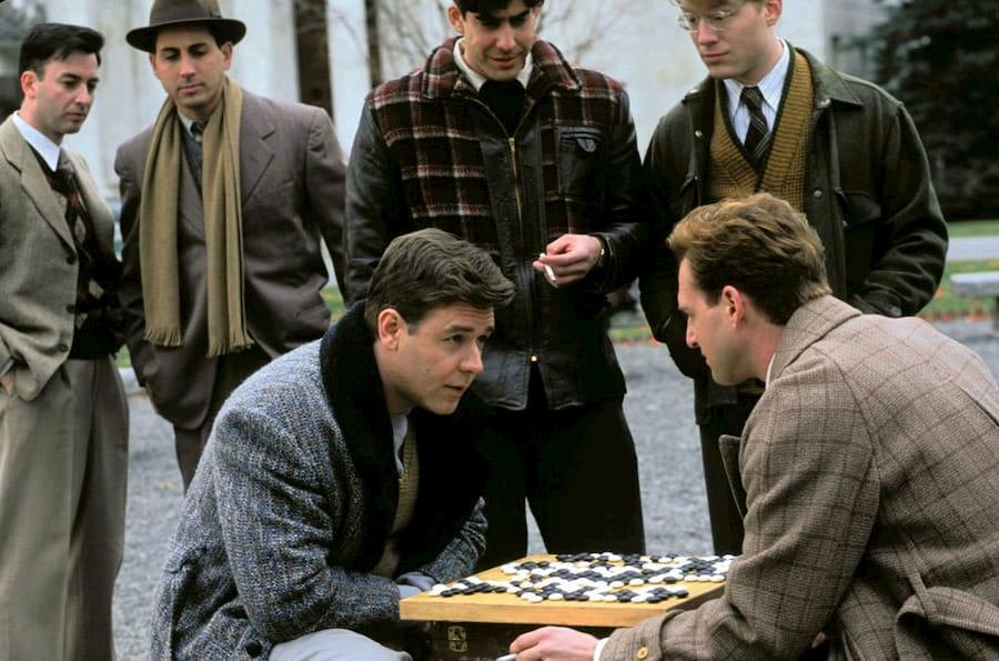 «Игры разума» - потрясающий фильм и наглядный пример того, как выглядели студенты Принстона в середине XX века