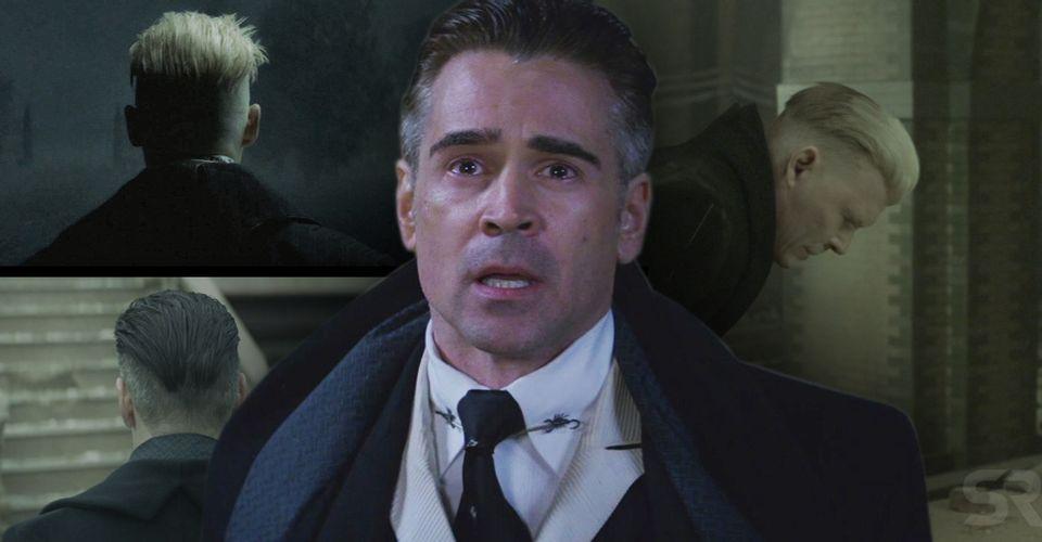 Актеры сыграли волшебника Грин-де-Вальда в «Фантастических тварях»