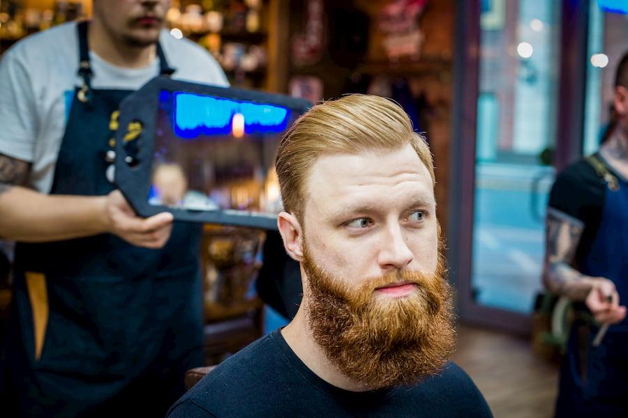 Главный плюс барбершопов в том, что вы можете записаться сразу на стрижку и на оформление бороды. Мастера OldBoy Barbershop подберут идеальное сочетание