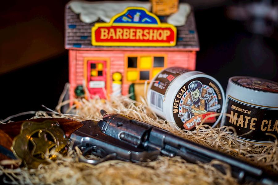 Средства «Barber Wild» можно купить в наших барбершопах