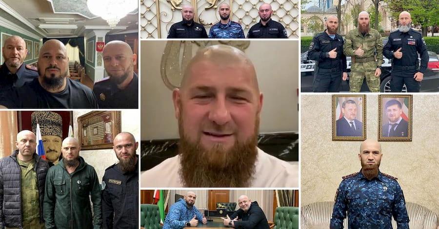 Салоны красоты в Чечне открыли только в начале июня, а до этого пришлось обходиться подручными средствами (фото - pikabu)