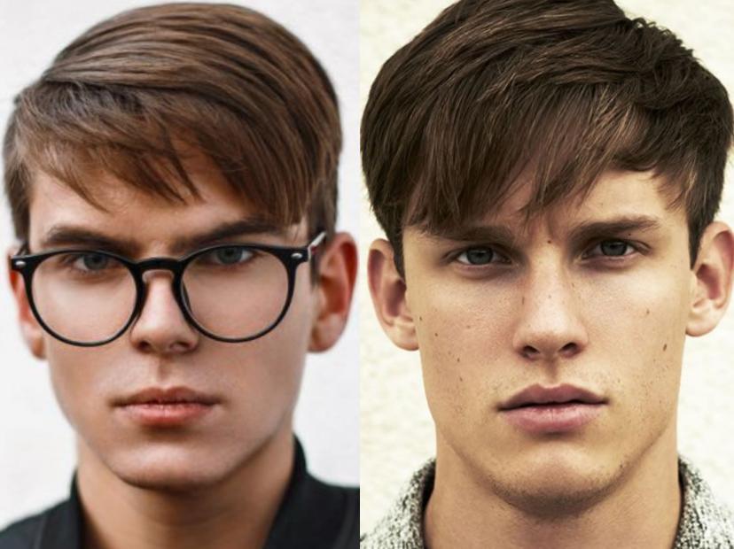 Челку можно сделать еще короче. Профессионал обязательно учтет тип вашего лица, чтобы выбрать нужную длину (фото с pinterest.com)