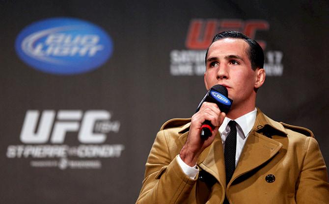 Даже после ухода Макдональда из UFC фанаты продолжают включать его в список самых стильных бойцов