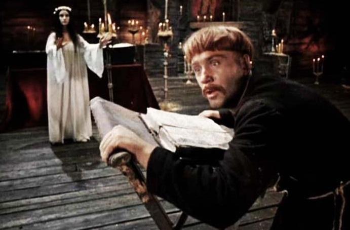 На фото — кадр из фильма «Вий» (1967)