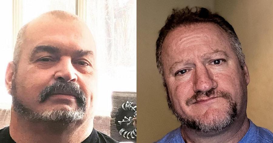 Как признался @eric_totel в Instagram (на фото справа), его новый имидж вызвал много негатива. Но это еще больше мотивирует мужчину не сбривать бороду
