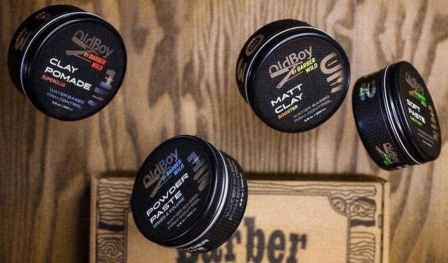 В линейке средств OldBoy by Barber Wild тоже есть глина для волос. Она не только обеспечит надежную фиксацию, но и придаст волосам приятный аромат
