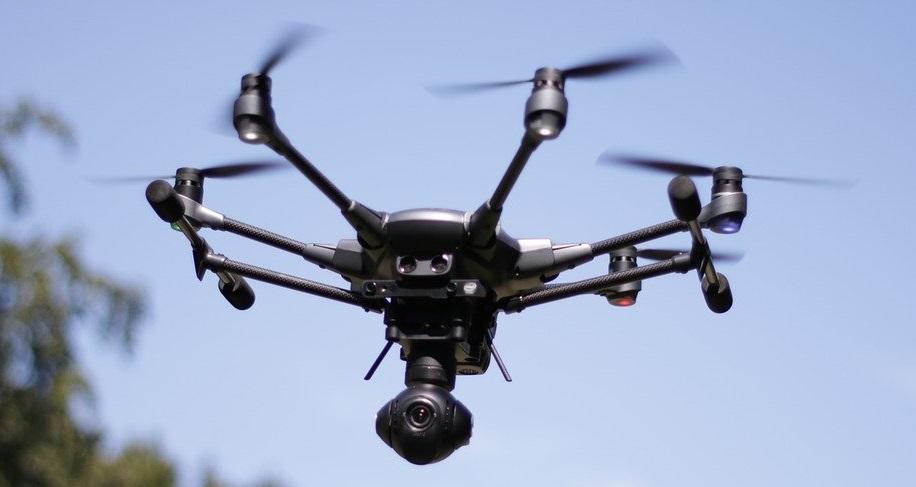 Не у каждого есть вертолет, чтобы посмотреть на мир с высоты птичьего полета. За вас это сделает дрон