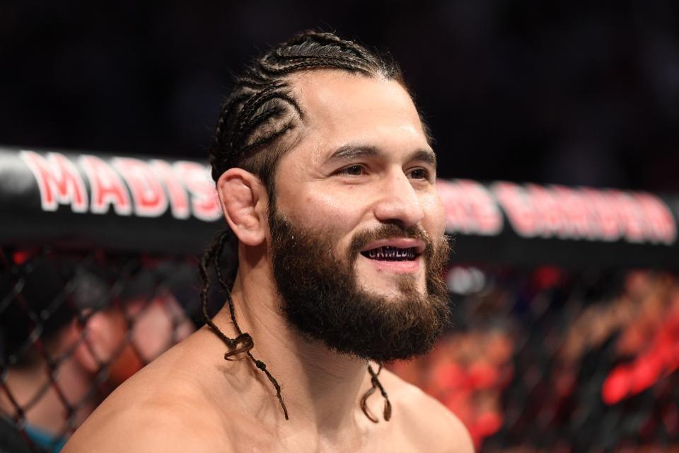 Среди поклонников брейдов — боец UFC Хорхе Масвидаль