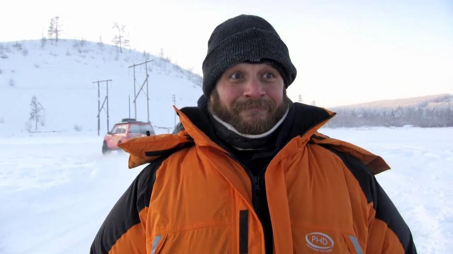 Борода в суровых условиях Якутии — больше, чем элемент стиля