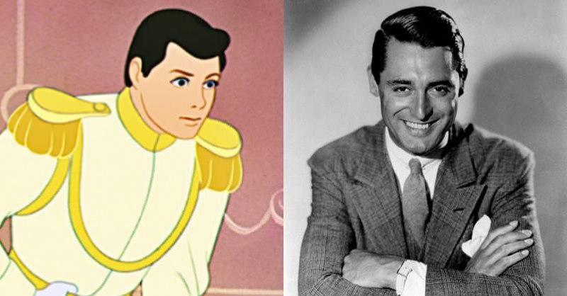 Кэри Грант вполне мог быть прототипом принца Чарминга. Но тогда похожую стрижку носили многие актеры