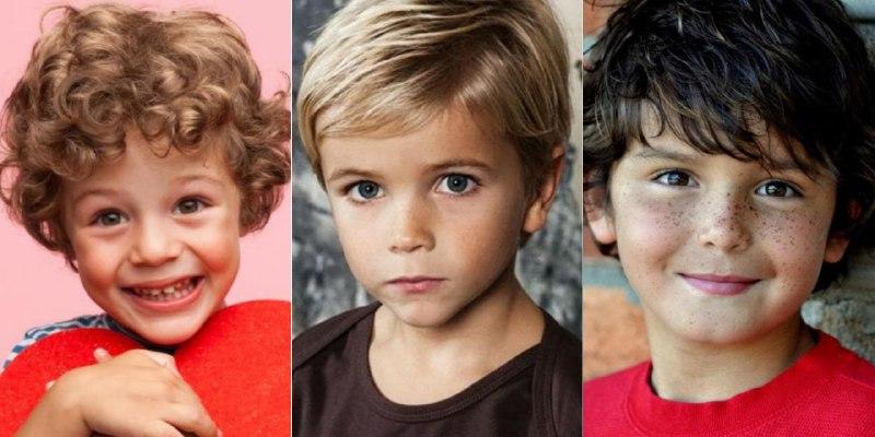 На юных джентльменах такая прическа смотрится мило и стильно, тогда как на подростках и мужчинах — немного инфантильно (1 фото — diys.com, 2, 3 фото — haircutinspiration.com)