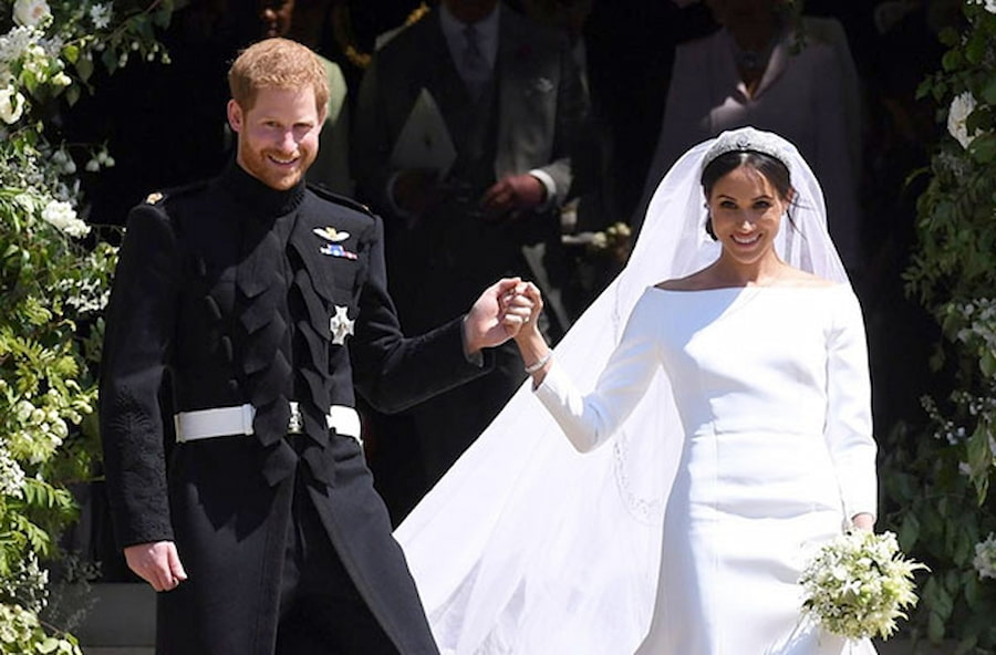 Многие отмечают, что с женитьбой на Меган Маркл принц стал тщательнее следить за собой, в том числе и за своими волосами