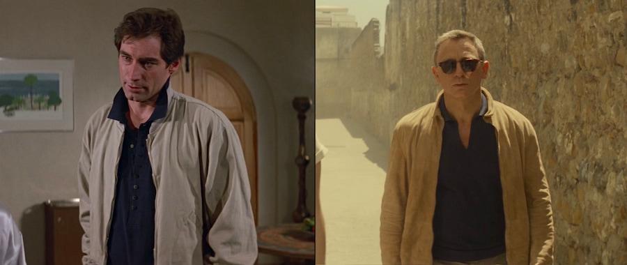 Со сменой актера агенту 007 вернули лоск, которого не хватало в фильмах с Далтоном