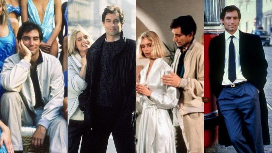 Возможно, агент 007 в исполнении Далтона не так хорош в костюмах, как другие «Бонды», при этом его признали иконой стиля casual