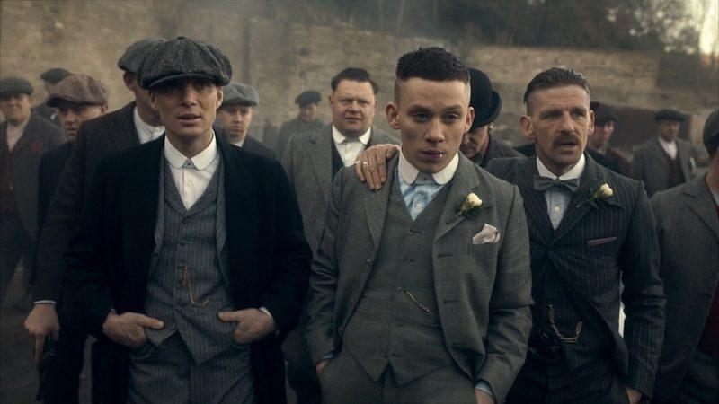 В сериале события разворачиваются уже после Первой мировой войны
